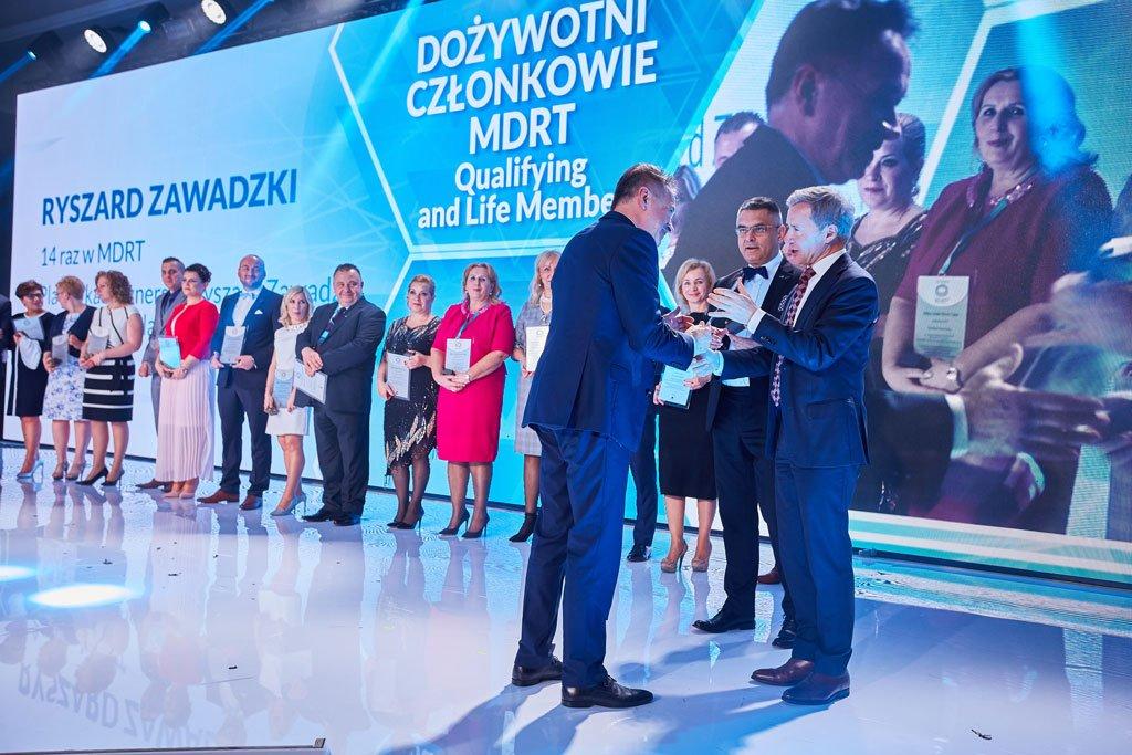 Ryszard Zawadzki - 25 lat AVIVA