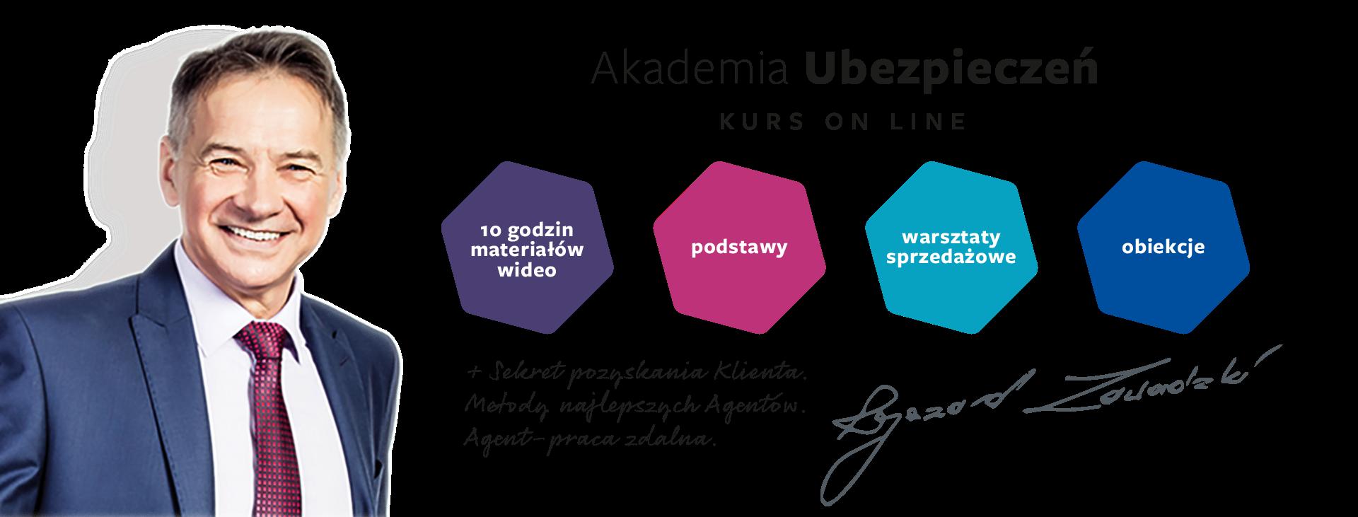 Akademia Ubezpieczeń Ryszard Zawadzki